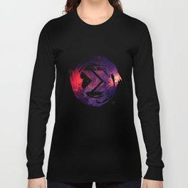 Fire Cosmo Long Sleeve T-shirt