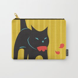 Zombie Cat Hank Carry-All Pouch