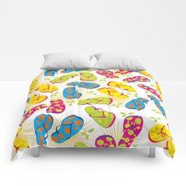 Flip flops Comforters