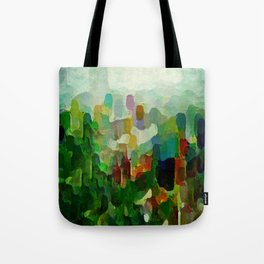 City Park Tote Bag
