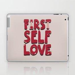Self love Laptop & iPad Skin
