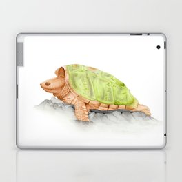 Snapping Turtle Laptop & iPad Skin