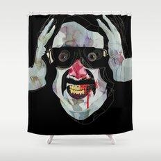 Alonso Quijada 02 Shower Curtain
