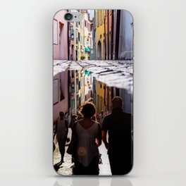 A Reflection of City Life by GEN Z iPhone Skin