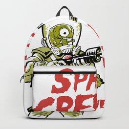 Space Creeps Backpack