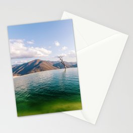 Lake in the Sky Stationery Cards