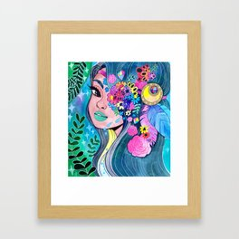 Eden Framed Art Print