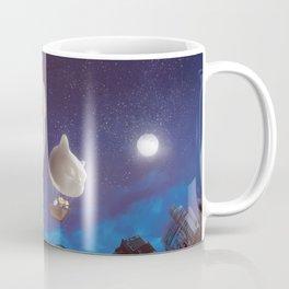 SmileDog Balloon Coffee Mug