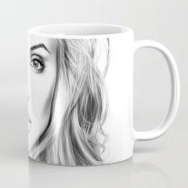 Angelina Jolie fanart Coffee Mug