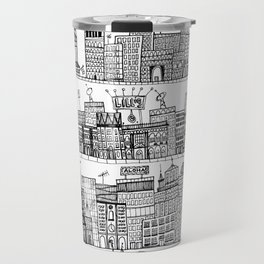 City Scape Travel Mug
