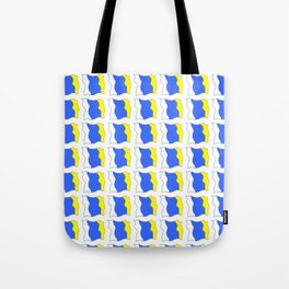 flag of canary islands-canaries,canary,atlantic,canarias,Canarian,canario,canaria,spain,spanish, Tote Bag