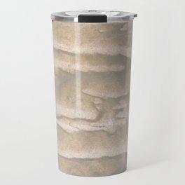 Gray cloud Travel Mug