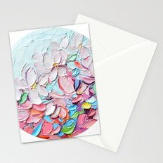 Yoshino Petals Stationery Cards