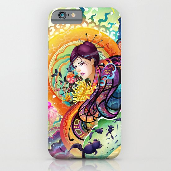 Trance iPhone & iPod Case