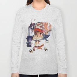 One Piece Long Sleeve T-shirt