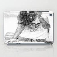 mirror iPad Cases featuring Mirror by Skye Rao