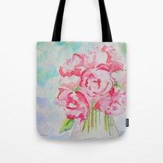 Fluers Fraiches Flower  Tote Bag