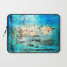 Blowing Dots (2) Laptop Sleeve