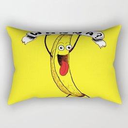 banana Rectangular Pillow