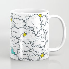 A Cloudy Night Coffee Mug