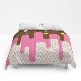 The ice-donut Comforters