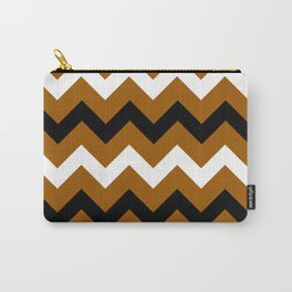 Western Chevron Carry-All Pouch
