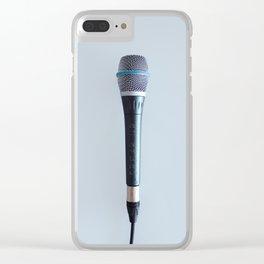 SPEAK UP Clear iPhone Case