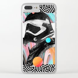 Rone Clear iPhone Case