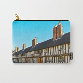 Stratford Upon Avon Timber Frame Houses  Carry-All Pouch