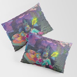 Enter The Dream Sequence - The Lone Gate Pillow Sham