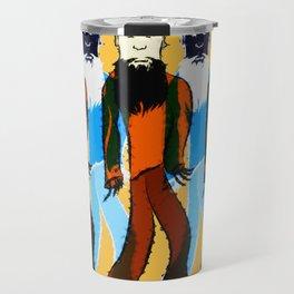 Beard long Travel Mug
