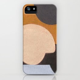 Visiting Henry Moore iPhone Case
