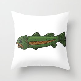 Fish 1 Throw Pillow