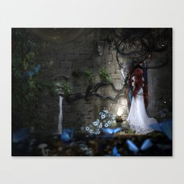 My Vow Canvas Print