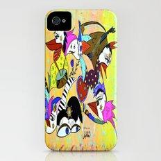 Wide Awaken Slim Case iPhone (4, 4s)