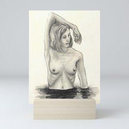 Laia Manzanares Mini Art Print