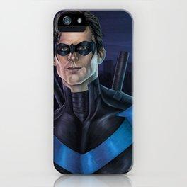 Boy Wonder No More! iPhone Case
