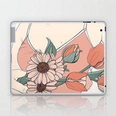 Daisies & Tulips Laptop & iPad Skin