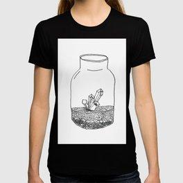 crystal terrarium T-shirt