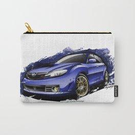 Subaru Impreza STi (Sharkeye Hatch Version) Carry-All Pouch