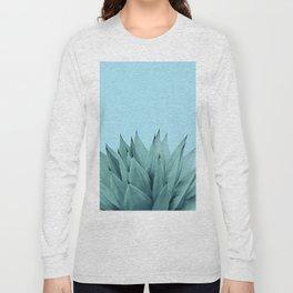 Agave Vibes #6 #tropical #decor #art #society6 Long Sleeve T-shirt