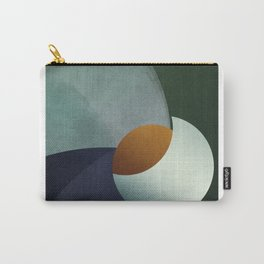 Birth of an Orange Carry-All Pouch