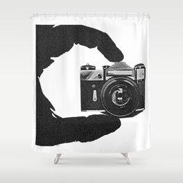 Photographer's Eye  Shower Curtain