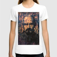 walter white T-shirts featuring Walter White by Sirenphotos