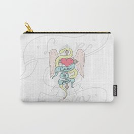 Love is pain Carry-All Pouch