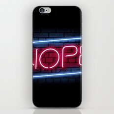 Nope iPhone & iPod Skin