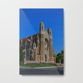 Old West End Our Lady Queen of the Most Holy Rosary Cathedral II- vertical Metal Print