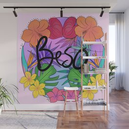 Beso Wall Mural