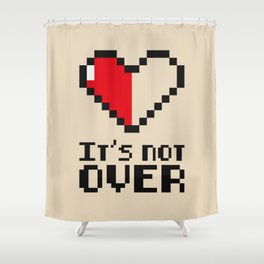 Not yet!! Shower Curtain