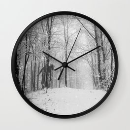 Lonely... Wall Clock